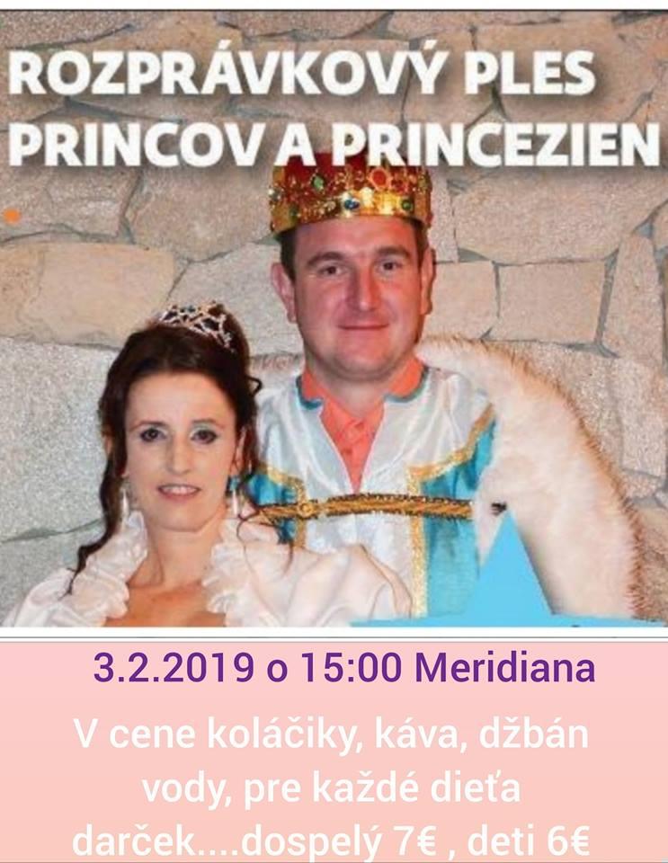 4.Ples Princov A Princezien