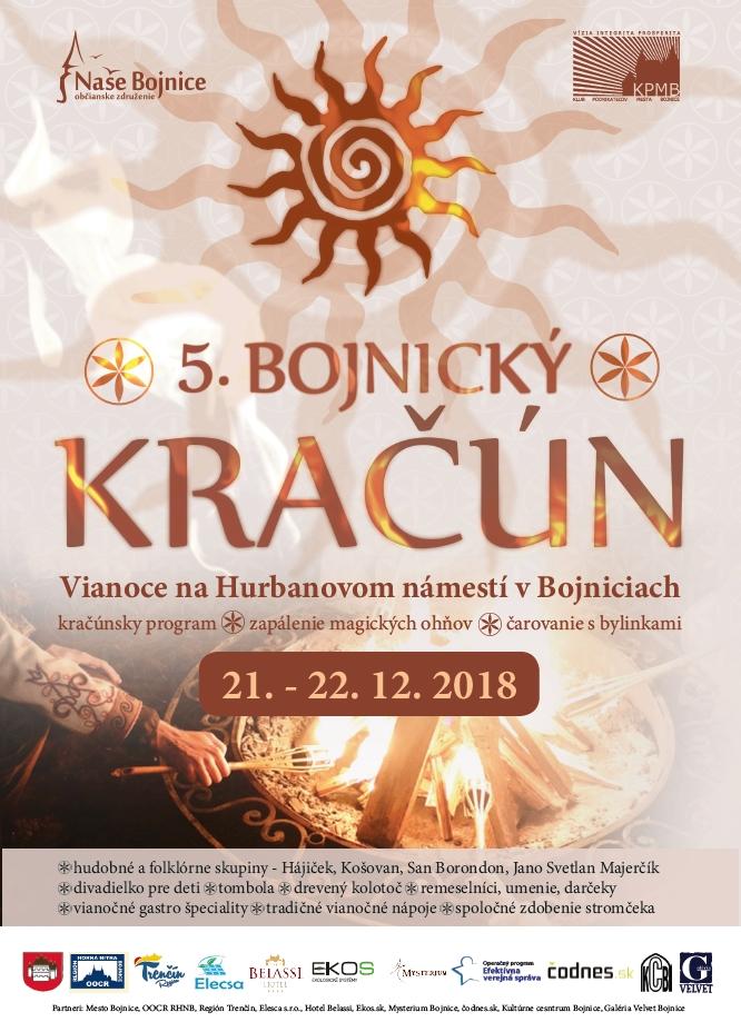 Bojnický Kračún 2018 - 5. ročník