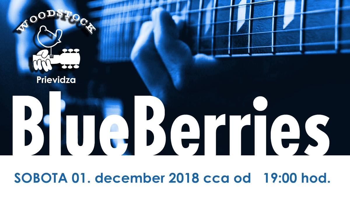 Koncert Blue Berries
