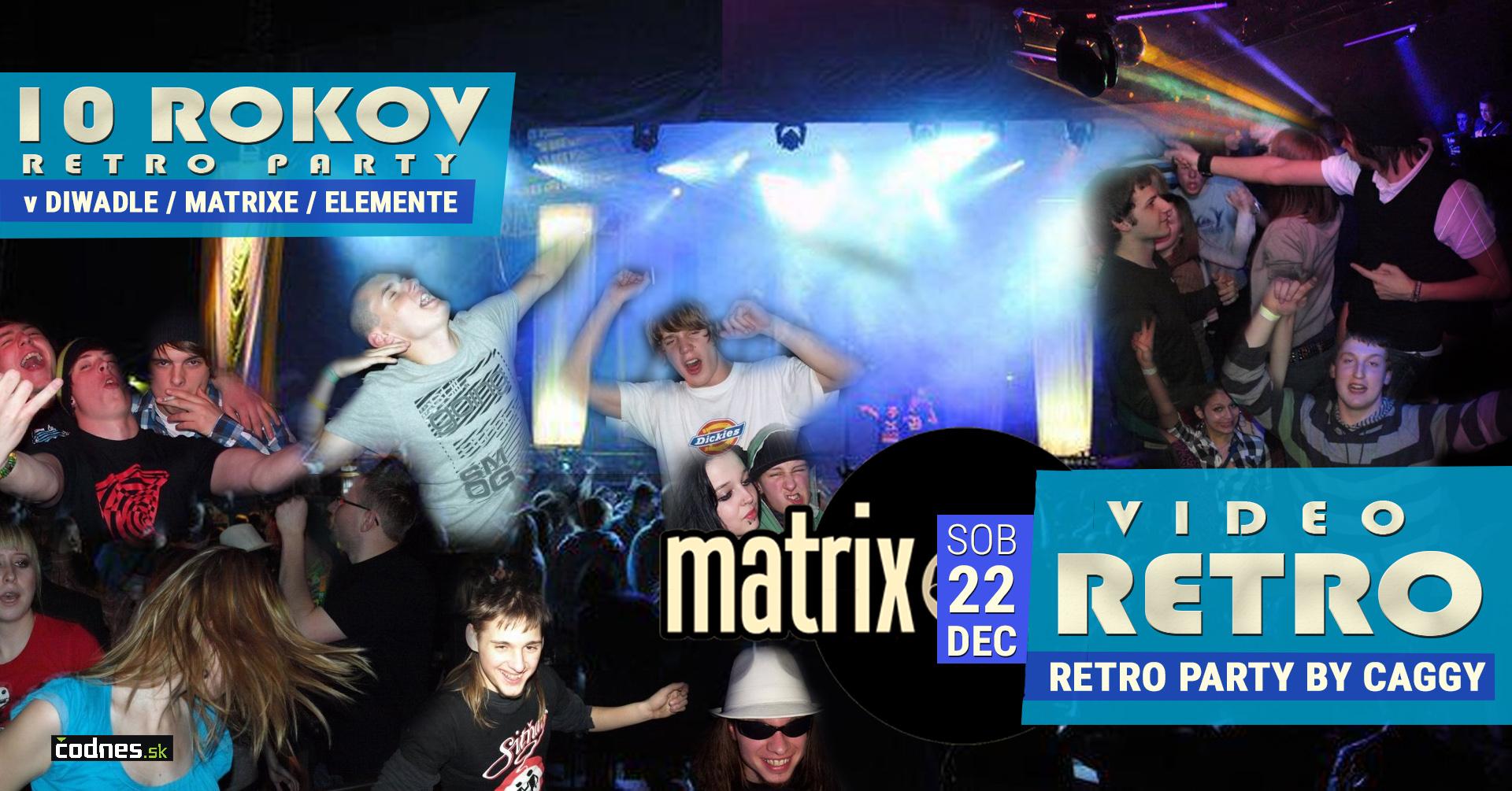 VIDEO RETRO v Matrixe (10 rokov s RETROm)