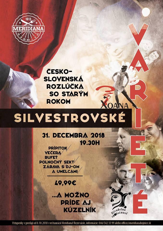 Silvestrovské Varieté