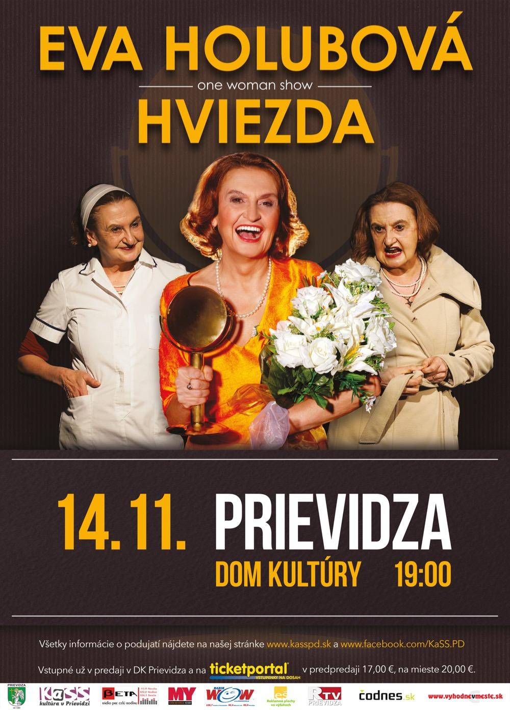 Eva Holubová - Hviezda