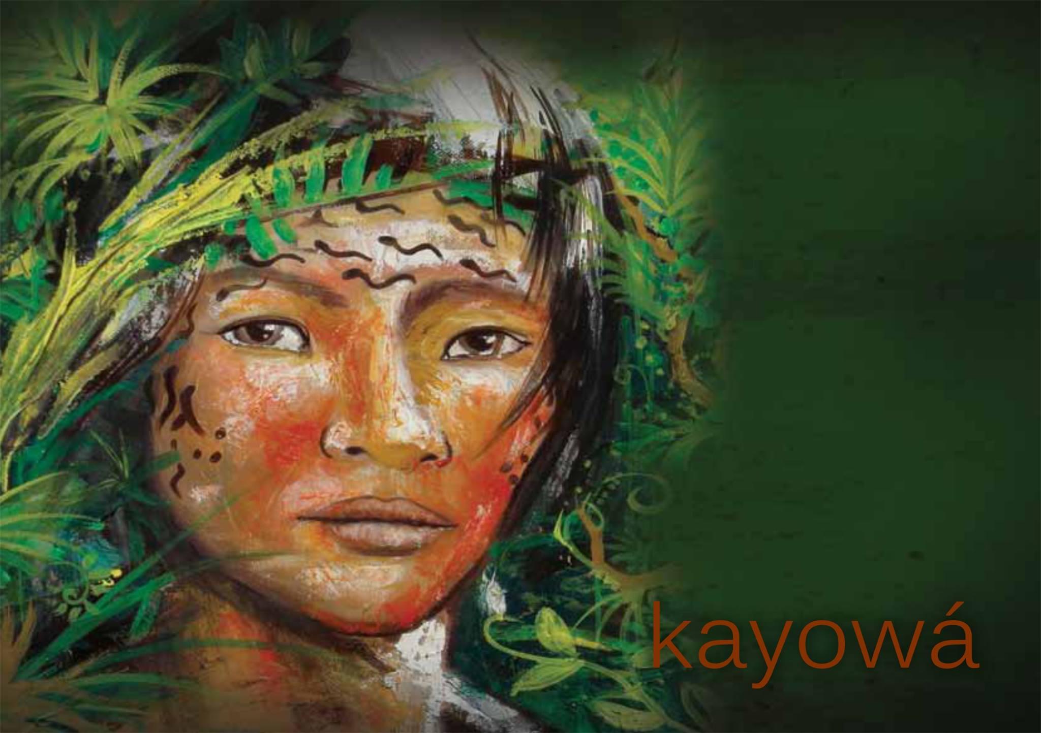 Kayowá / Štefan Zelman / stretnutie s autorom