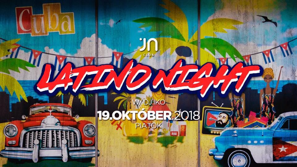 Latino night / DJ IKO