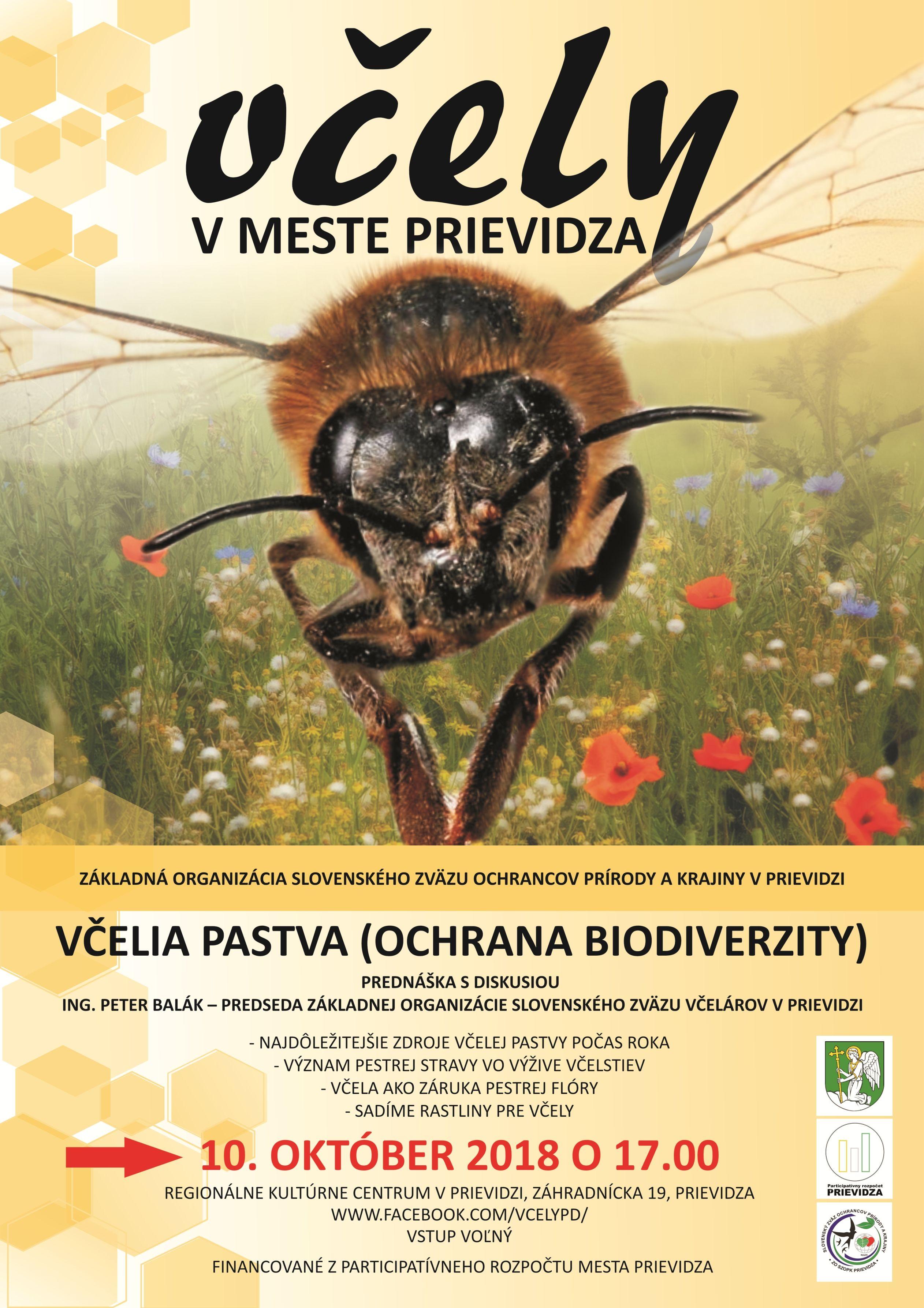 Včelia pastva (ochrana biodiverzity)