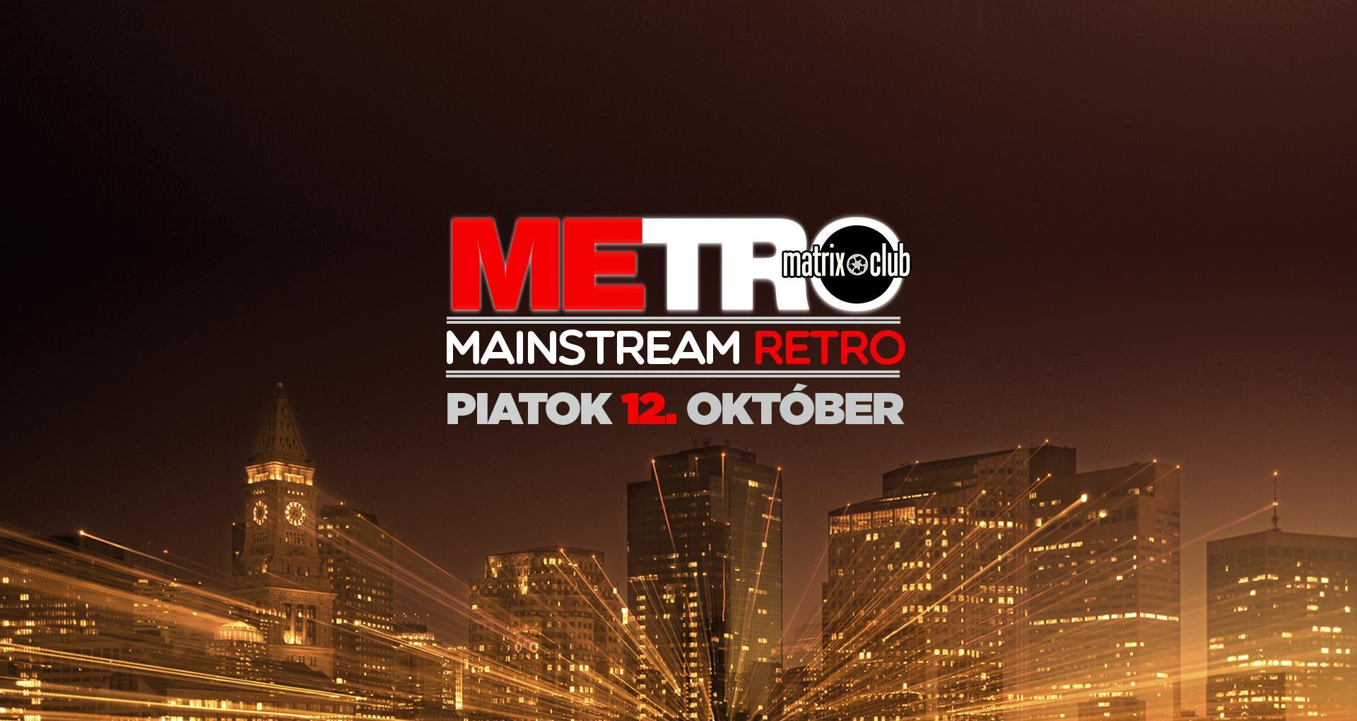 METRO (Mainstream Retro & Hits by Caggy)