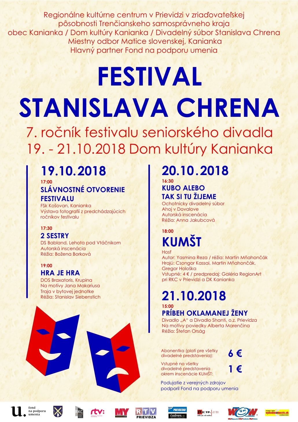 Festival Stanislava Chrena