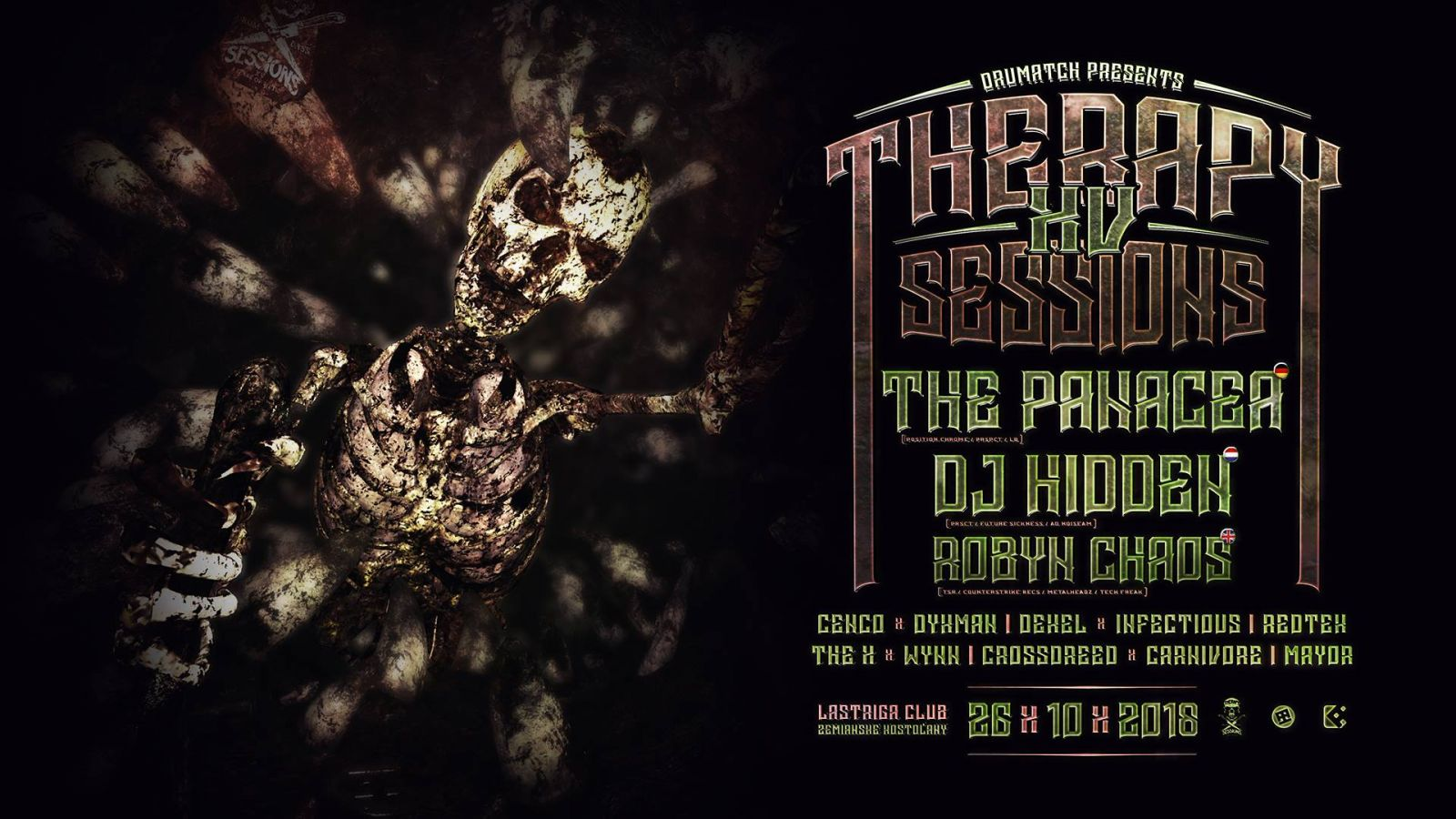 Drumatch presents: Therapy Sessions XV