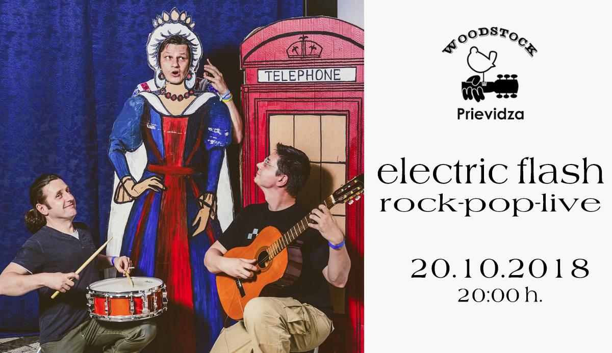 Koncert Electris flash