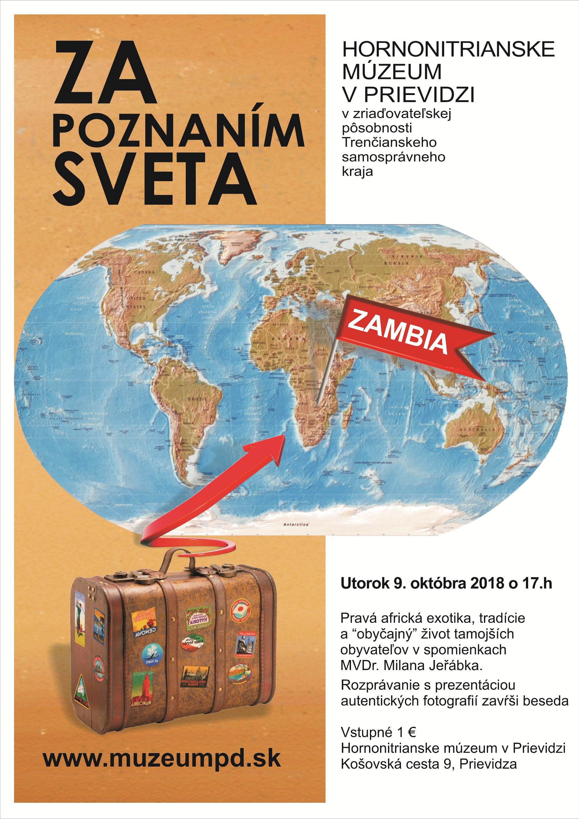 Za poznaním sveta: Zambia