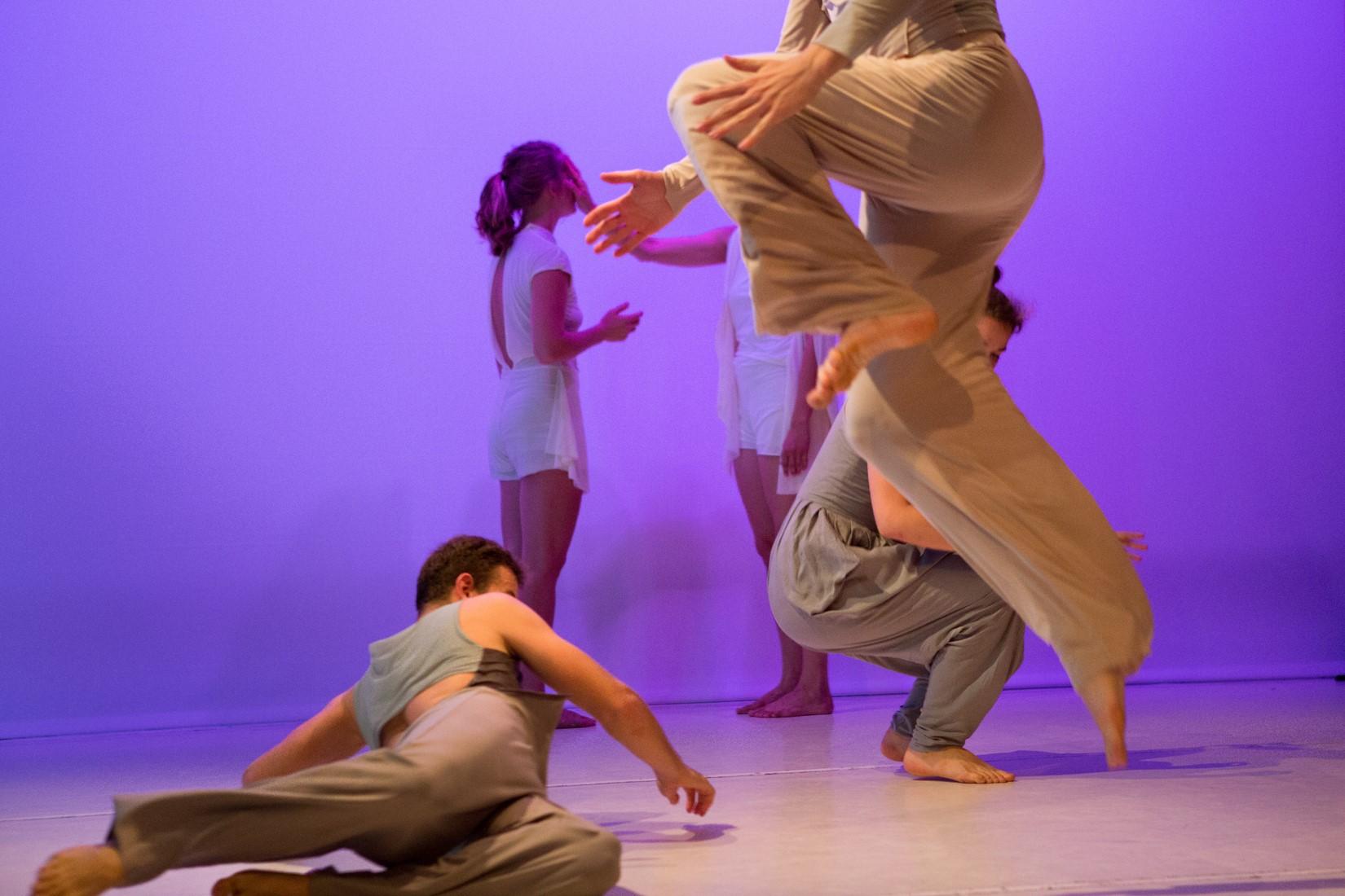 Predstavenie súčasného tanca v Prievidzi: pODPORa