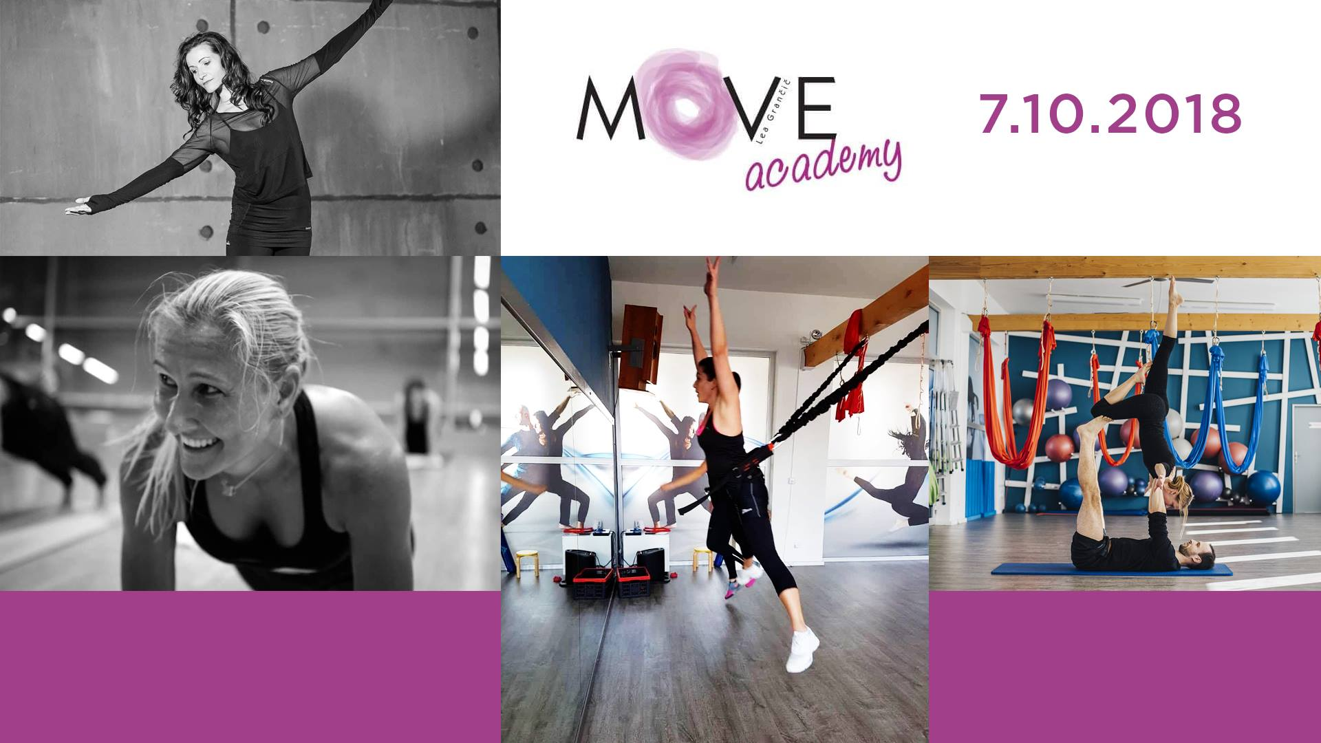 Inspiration day s Vigeom a Move Academy