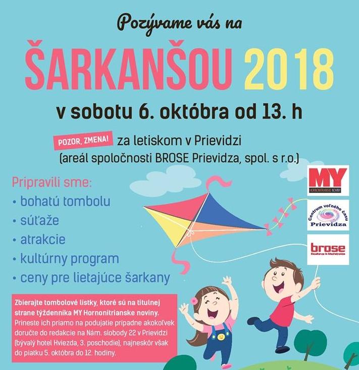 Šarkanšou 2018