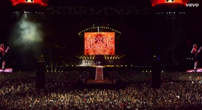 AC/DC revival