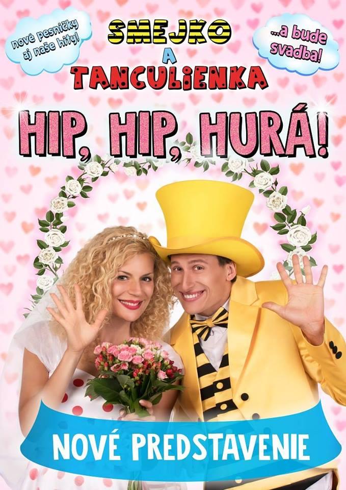 Smejko a Tanculienka v Prievidzi