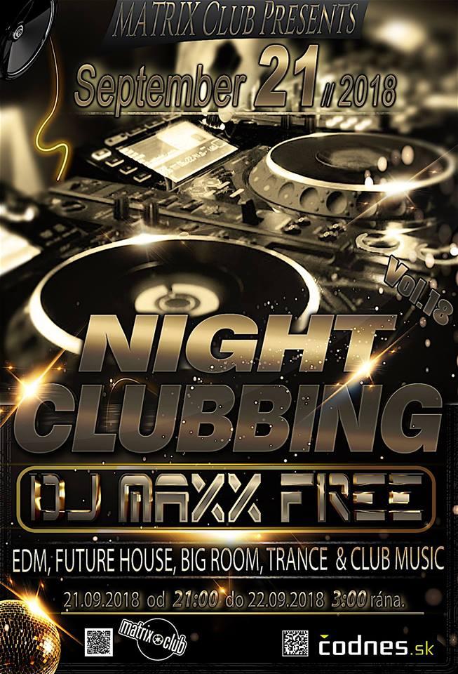 NIGHT CLUBBING Vol.18