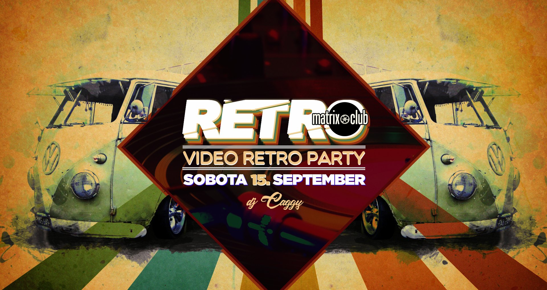 VIDEO RETRO by CAGGY