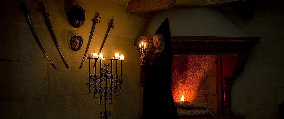 Nočné prehliadky na Bojnickom zámku