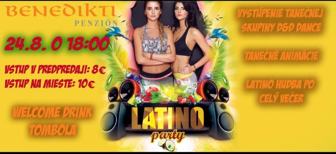 Latino Večer Na Terase