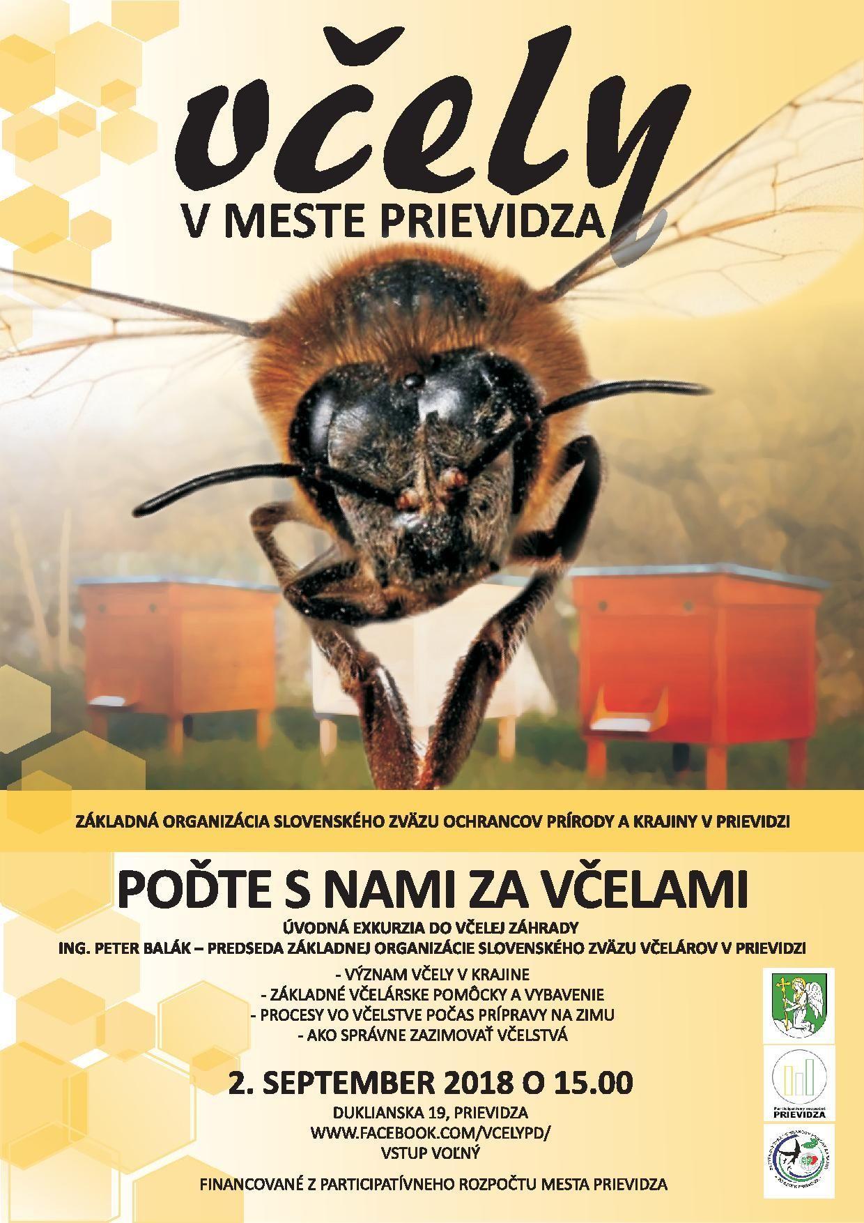 Poďte s nami za včelami