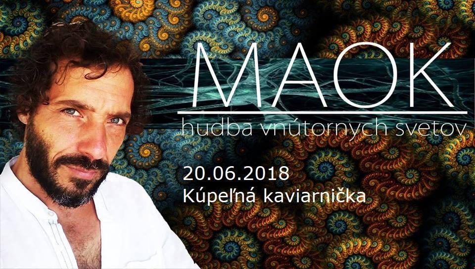 Koncert Maok