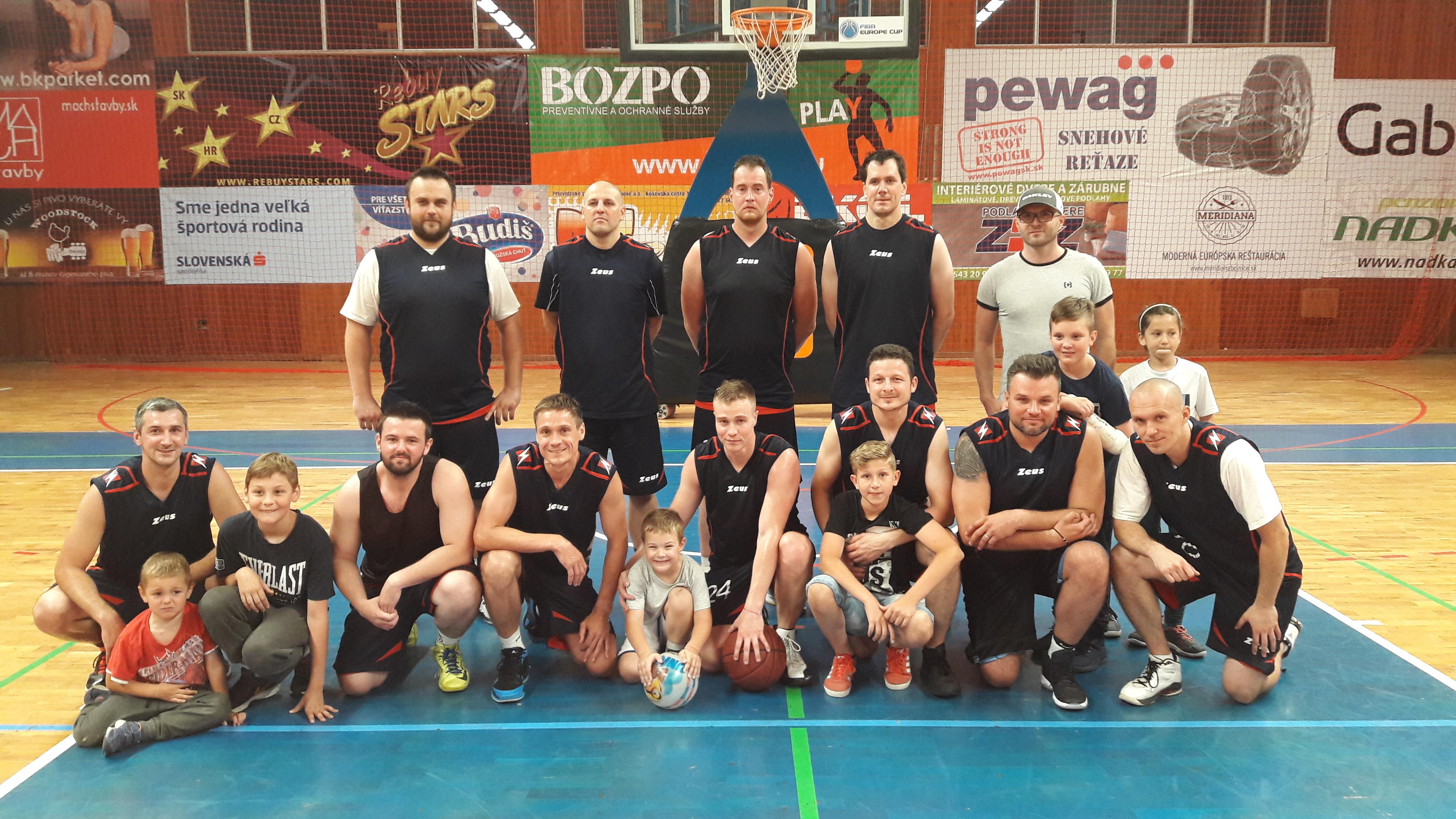 Memoriál Alexandra Schuta: 24. ročník tradičného turnaja v basketbale neregistrovaných hráčov.