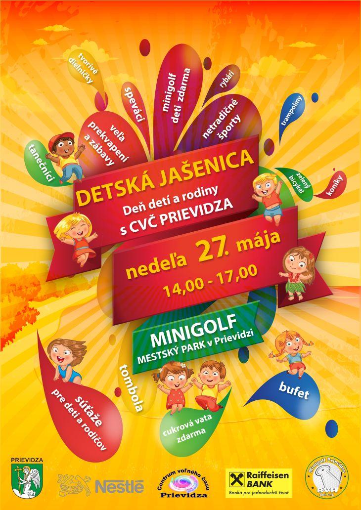 Detská jašenica: Oslava MDD pre celé rodiny
