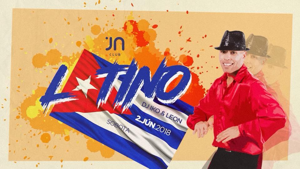 Latino night/ DJ IKO & Leon/Jantar club Prievidza