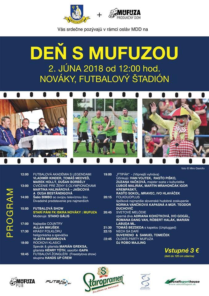 Deň s MuFuZou 2018