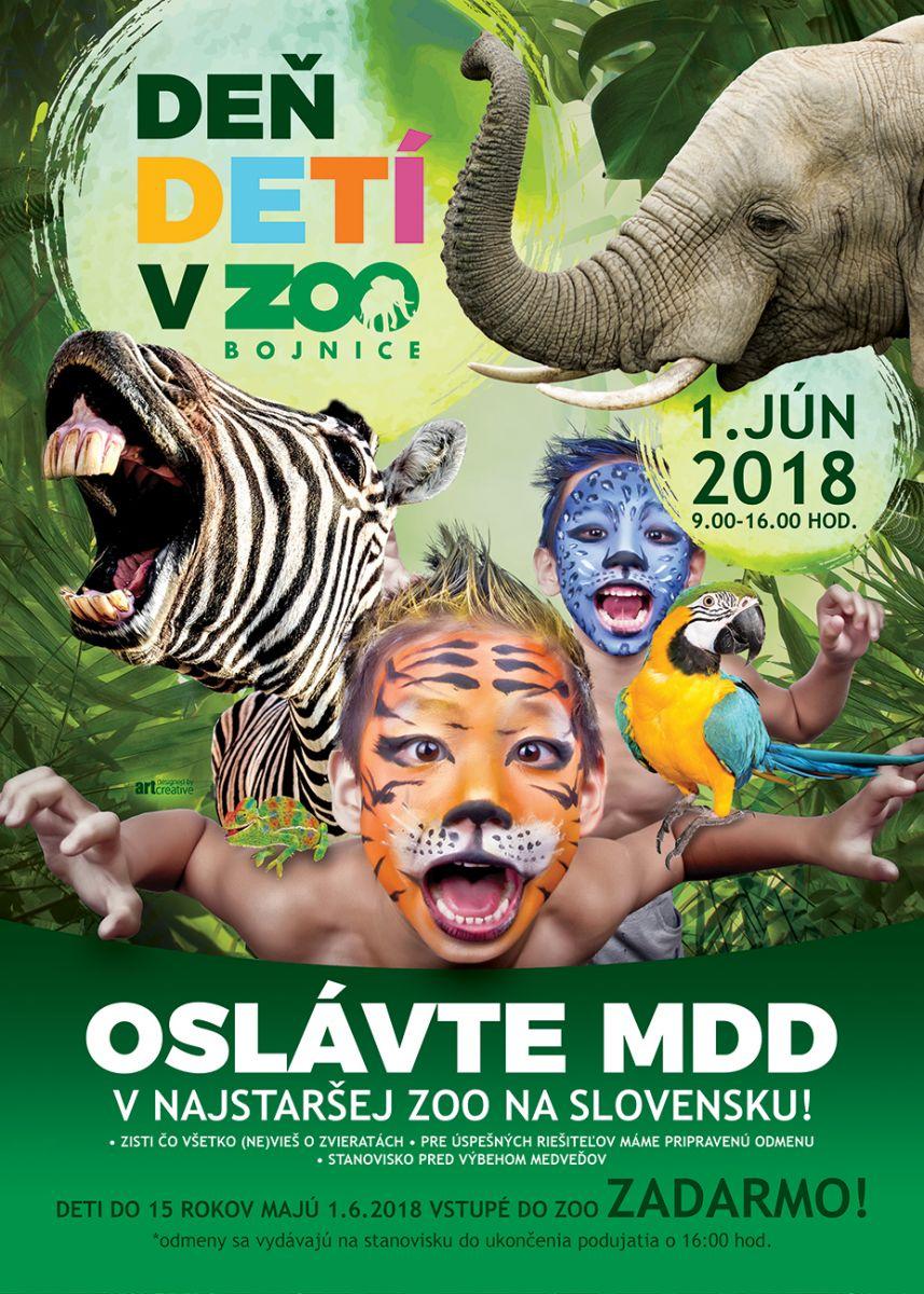 Deň detí v Zoo Bojnice