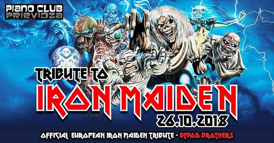Tribute to Iron Maiden, Blood Brothers, Prievidza