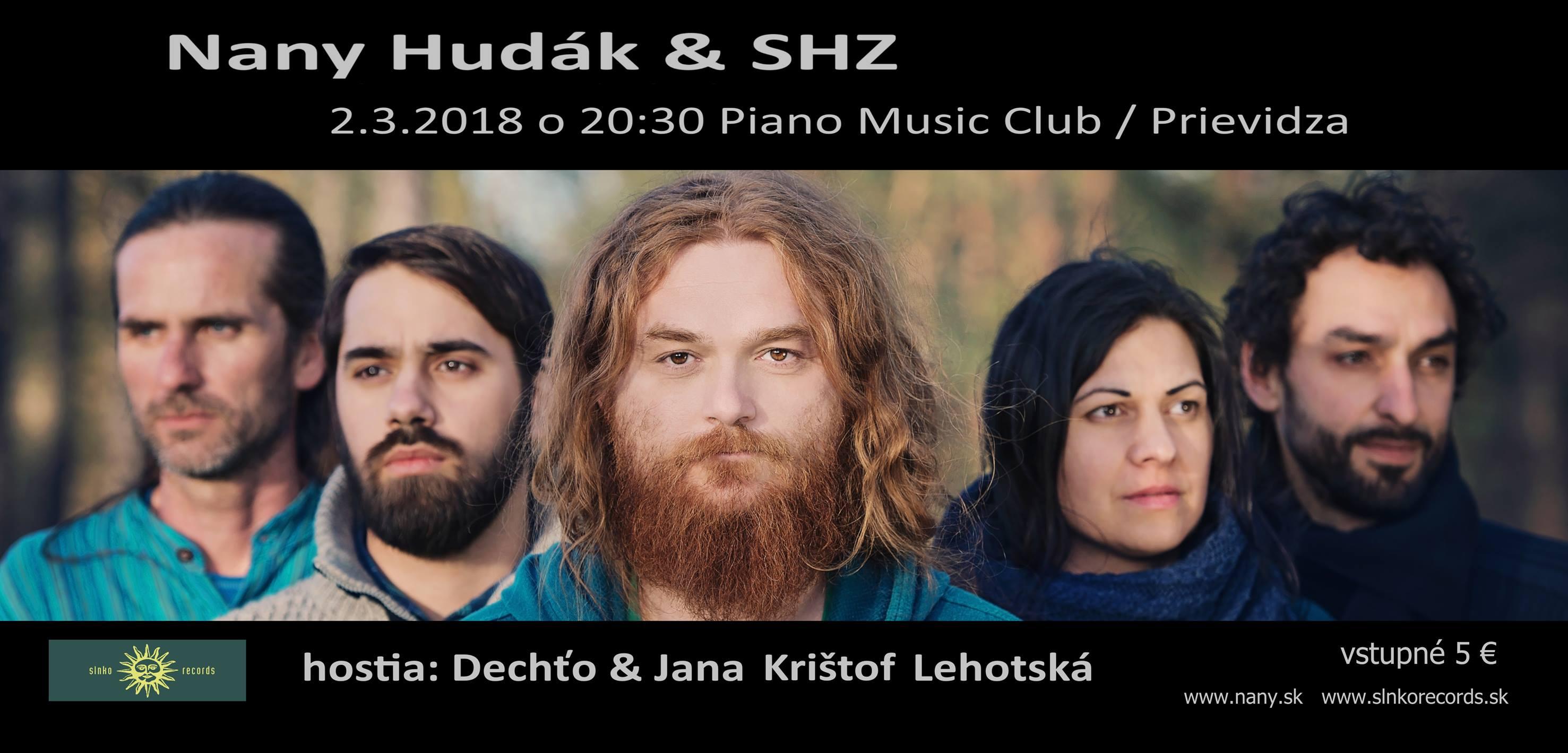 Nany Hudák & SHZ - Piano Prievidza