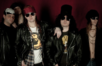 GUNS N' ROSES tribute band