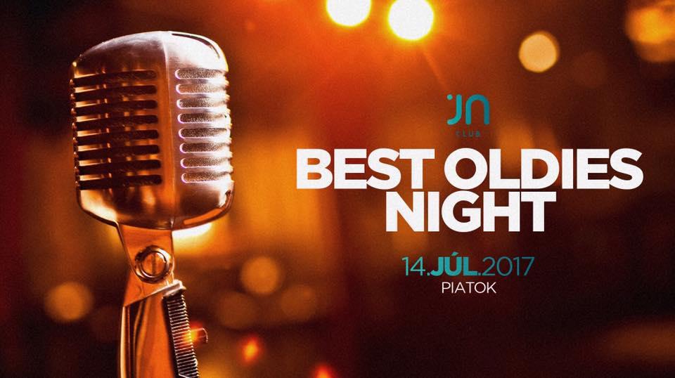 Best Oldies night / Jantar Club