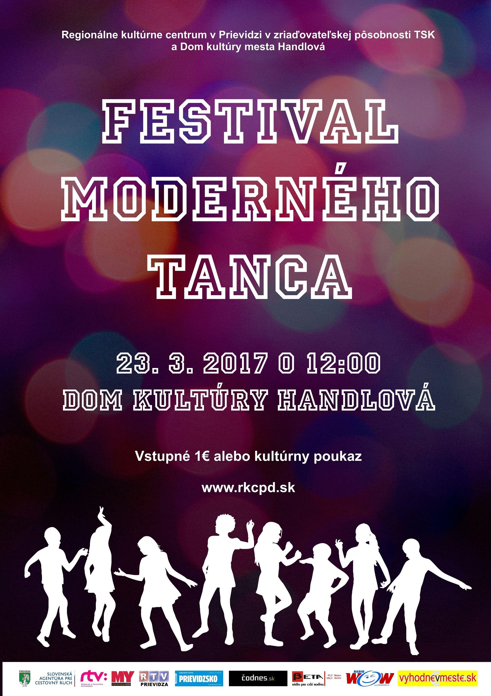 Festival moderného tanca