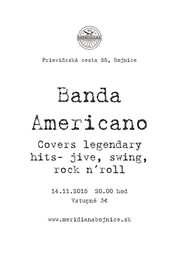 Banda Americano