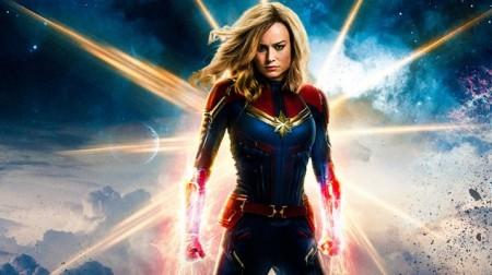 Captain Marvel 2D (Captain Marvel) 0