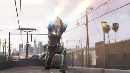 Captain Marvel 2D (Captain Marvel) 8
