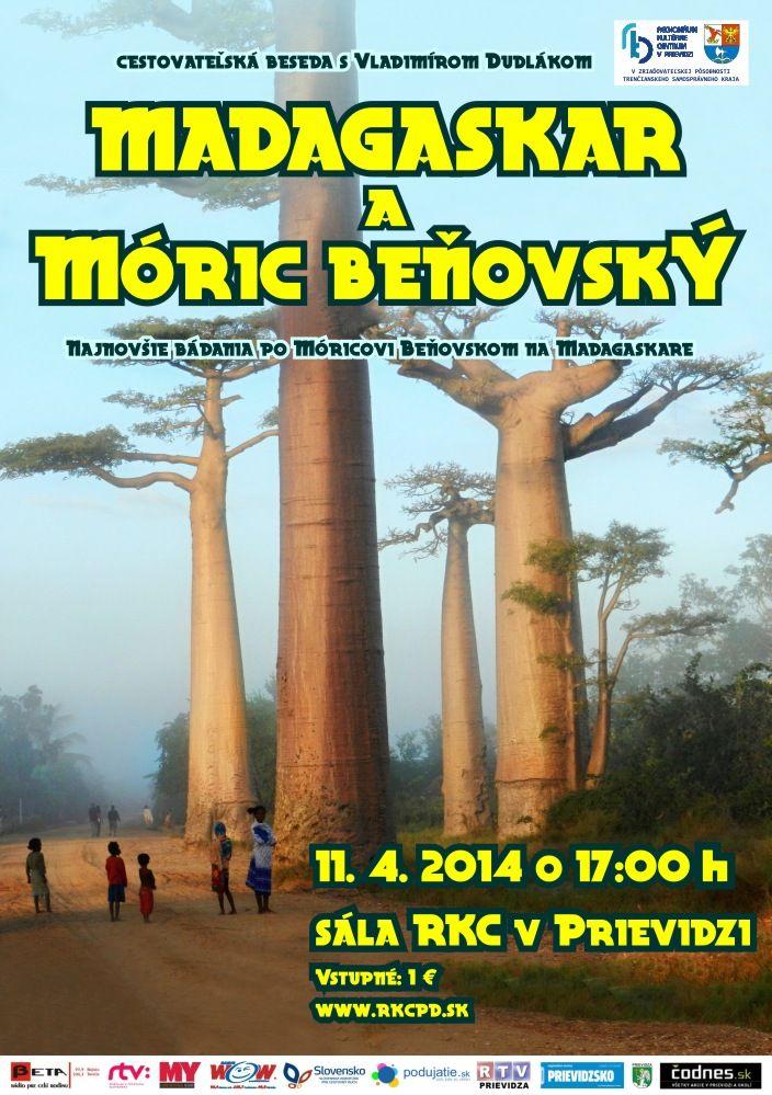 Madagaskar a Móric Beňovský
