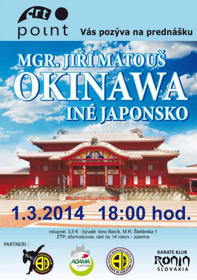 Prednaška Okinawa - iné Japonsko