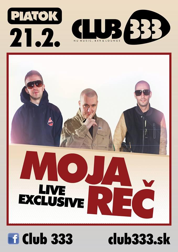 MOJA REČ Live Exclusive