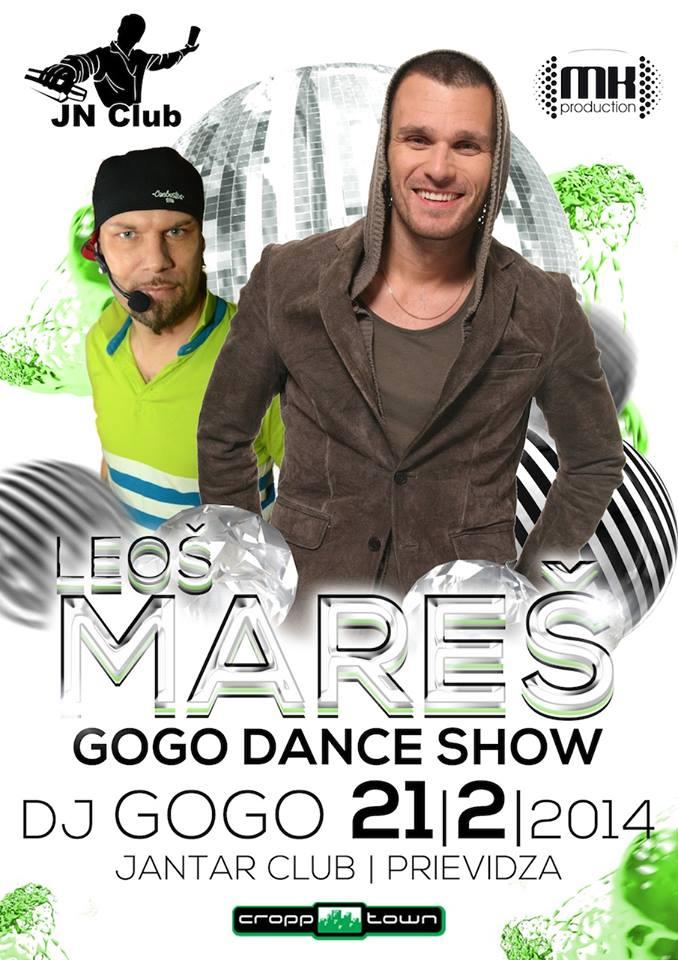 LEOŠ MAREŠ - Gogo Dance Show