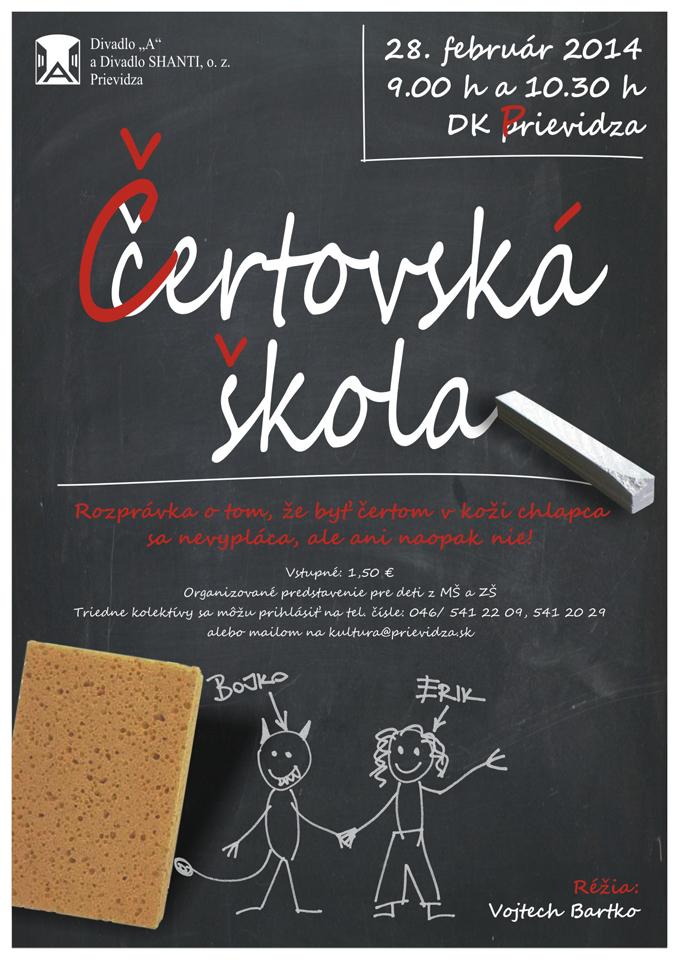 Čertovská škola