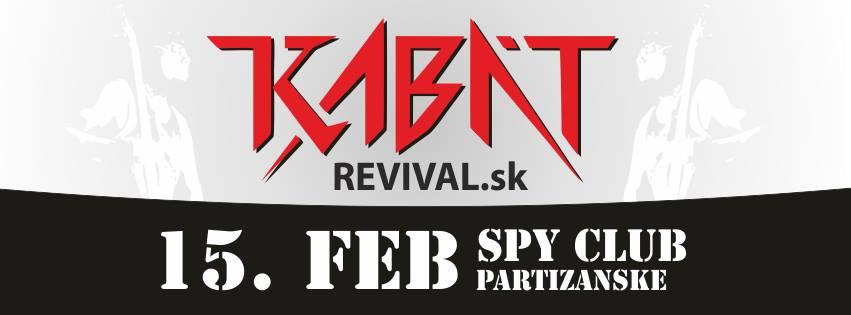 KABÁT revival.sk // @ SPY club
