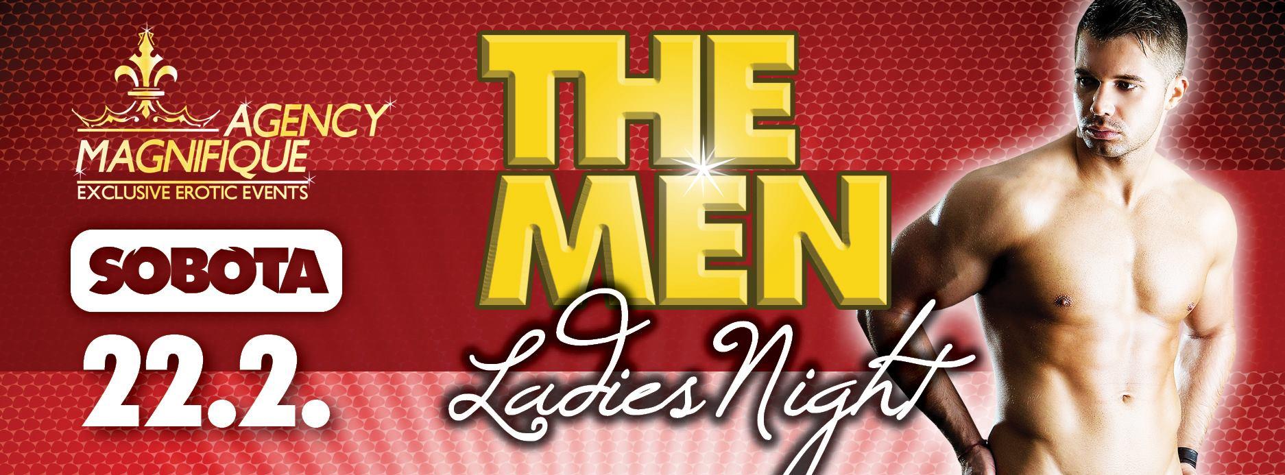 THE MEN - Ladies Night