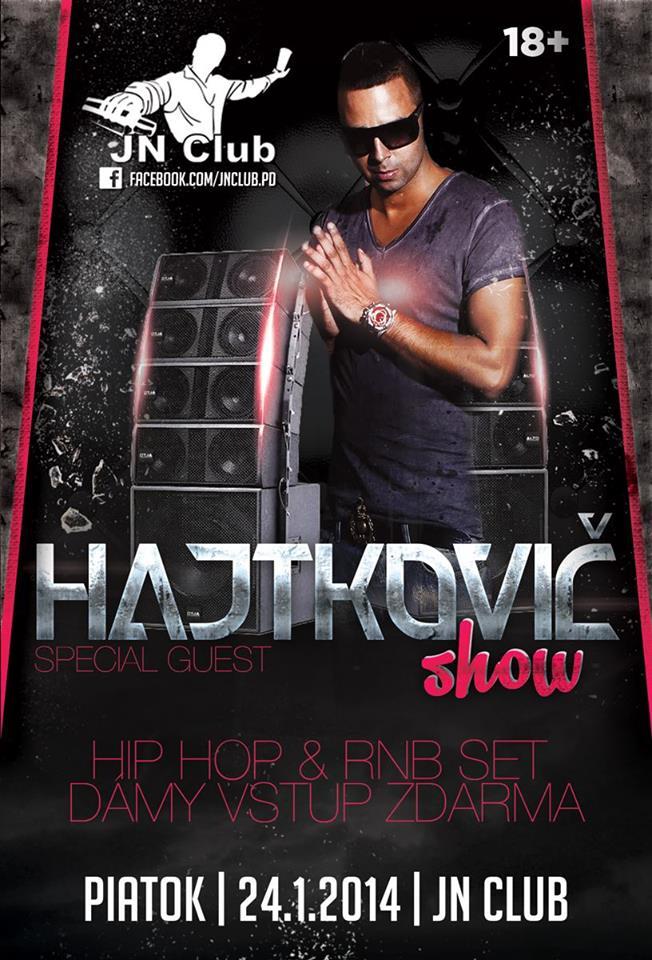 DJ HAJTKOVIČ show