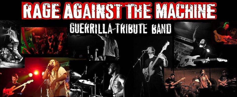 Rage Against the Machine - guerrilla tribute band @ Spy club