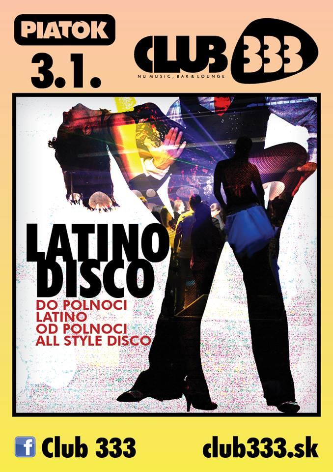 Latino - Disco party