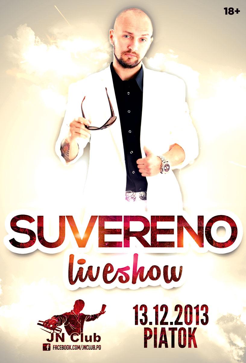 SUVERENO Liveshow
