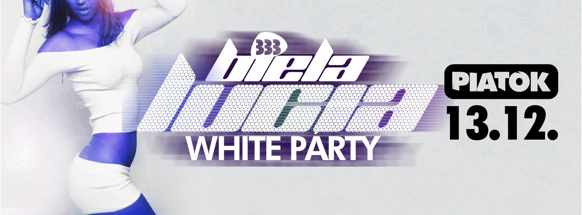 BIELA LUCIA white párty
